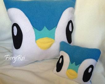 Small Piplup Pokemon Pillow Plush
