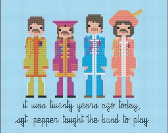 The Beatles - Sergeant Pepper