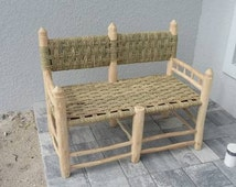 Moroccan bench - local pick up ONLY!