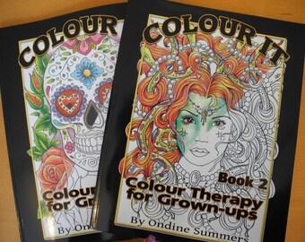 colour it books 1 & 2
