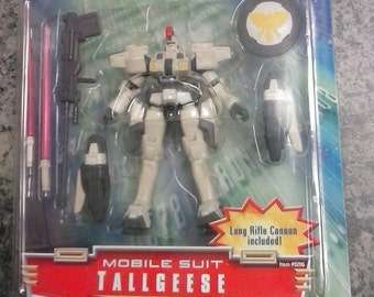 Bandai Gundam Wing mobile suit Gundam Tallgeese Action Figure