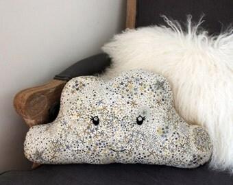 Leopold Liberty birth Decoration gift kids stuffed cloud pillow
