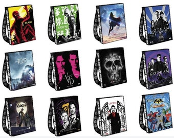 CUSTOM Comic-Con Souvenir Purse made from your swag bag!