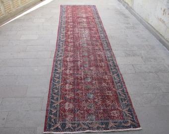 original oushak long hallway runner rugburgundy color long hallway runner rugburgundy turkish