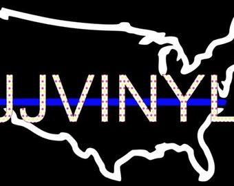 United States Thin Blue Line