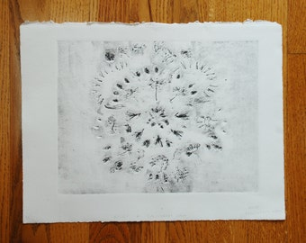 Relief and Collagraph Prints