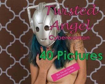 Twisted Angel - Cyberwoman - (Mature, Contains Nudity) - 40 Pictures