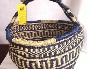 Coloiurfull African shopping bag