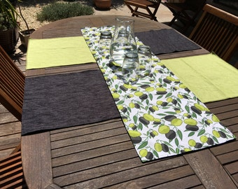 Table Runner and Placemat pack