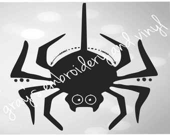 arrow spider svg dxf
