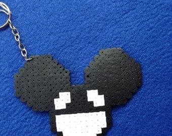 Deadmau5 keychain