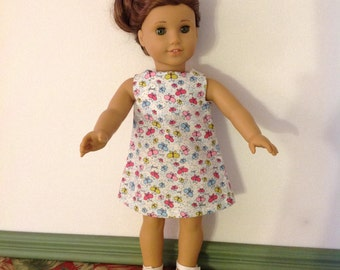 18 Inch Doll Clothes, Doll Easter Dress