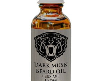Dark Musk Beard Oil