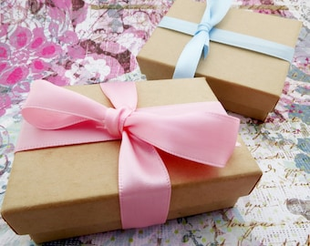 Add a Gift Box, Make Your Order Special - Jewelry Gift Boxes, Gift Box for Your Bracelet, Necklace, Earrings, Rings