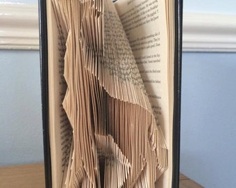 Giraffe Book Folding Pattern
