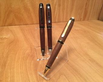 Handmade Black Walnut wooden pen
