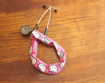 Pink Hello Kitty Sthethoscope Cover