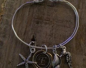 Wire Twisted Bracelet
