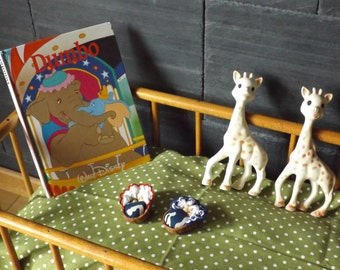 Sophie the giraffe vintage / baby toy french vintage / teether for former baby game
