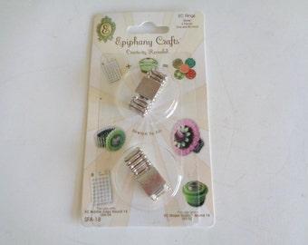 Epiphany Crafts EC Rings