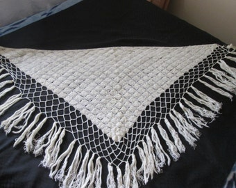 Former wool shawl