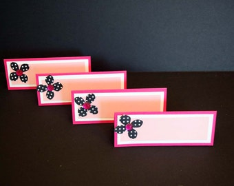 Rock Princess Place Cards