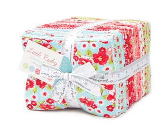 Little Ruby Fat Quarter Bundle, Bonnie and Camille for Moda 55130AB