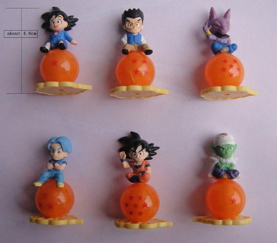 Where Can I Buy Dragon Ball Z Cake Toppers
