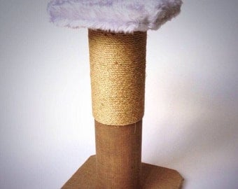 Cat Scratchy Tower Cat Tree