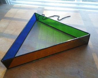 Triangular Suncatcher