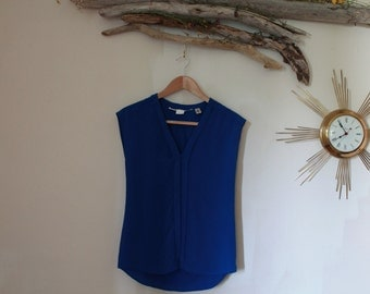 Electric Blue Size S