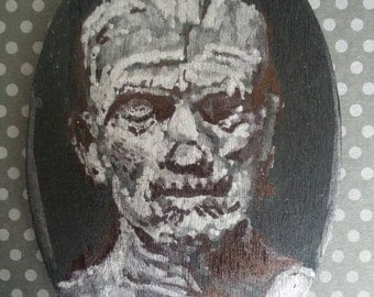 Monster Mugshots:  The Mummy