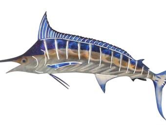 Next Innovations Marlin Refraxions 3D Wall Art