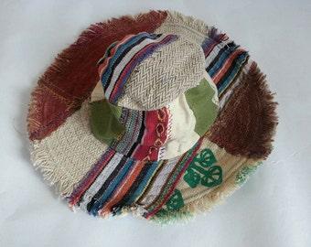 Pure Hemp Safari Hat