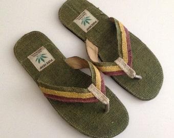 Himalayan Pure Hemp Sandal