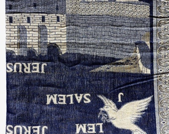 Cashmere Women Shawl Scarf from Jerusalem Old City Gift High Israel 69cm x193cm