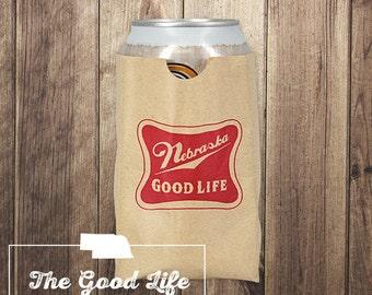 Nebraska Good Life Sip Sack - 4 pack - BNEB4485