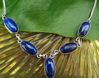 Lapiz Lazuli Necklace