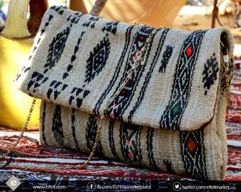 Handbag Tunisian craft