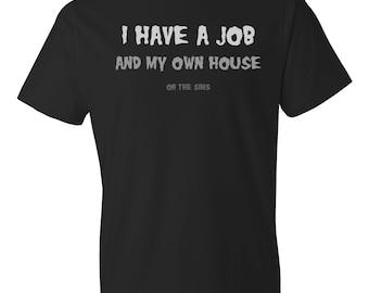 funny comical sarcasm T-shirts