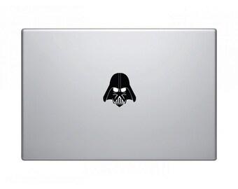 Macbook Laptop Sticker - Darth Vadar
