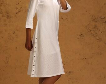 Malabar Bias Dress ~ Jasmine