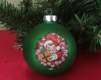 1995 Christmas Collector Edition Ornament from Campbell's