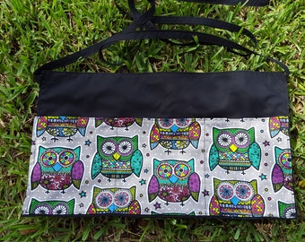 Owls Waitress/Vendor/Teacher Apron
