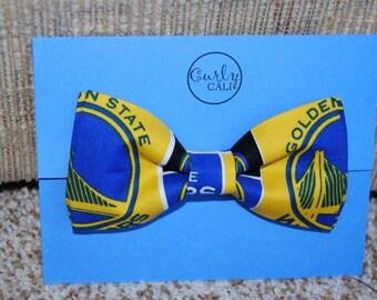 Golden State Warriors Bow tie