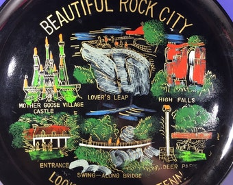 Rock City Souvenir Tray