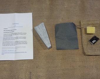 Stone Pipe Kit