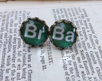 Breaking Bad  stud earrings