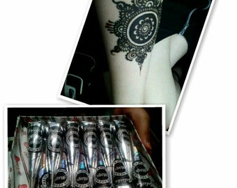 GOLECHA black tatoo henna
