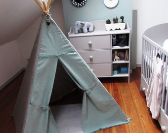 "Tipi ""Vincent""/ Kids design playhouse/ Teepee"